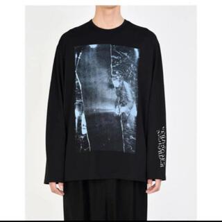 ラッドミュージシャン(LAD MUSICIAN)のLONG SLEEVE BIG T-SHIRT 19aw 新品 定価以下(Tシャツ/カットソー(七分/長袖))