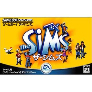 ゲームボーイアドバンス(ゲームボーイアドバンス)のシムズ GBA(家庭用ゲームソフト)