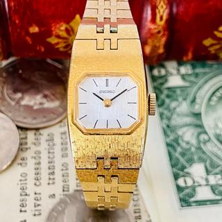 セイコー(SEIKO)の【アンティークセイコー】seiko 1960年代 手巻き 17石 腕時計(腕時計)