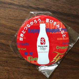 コカコーラ(コカ・コーラ)の缶バッジ(バッジ/ピンバッジ)