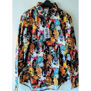 グラニフ(Design Tshirts Store graniph)のgraniph×石黒亜矢子 干支総柄シャツ Mサイズ(シャツ)