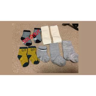 プチバトー(PETIT BATEAU)の靴下セット /PETIT BATEAU・無印良品(靴下/タイツ)
