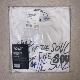 ボウダンショウネンダン(防弾少年団(BTS))の【新品、未開封】MOS TOUR LONG SLEEVE Tシャツ ver2(Tシャツ/カットソー(七分/長袖))