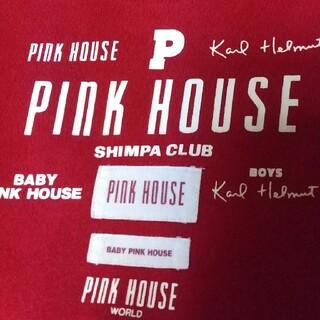 ピンクハウス(PINK HOUSE)のBABY PINK HOUSE  トレーナー  L(その他)