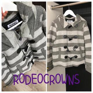 ロデオクラウンズ(RODEO CROWNS)のRCS ★  ダッフルコート (ダッフルコート)