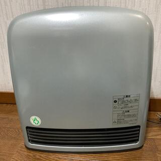リンナイ(Rinnai)のガスファンヒーター 都市ガス ガスホース付き(ファンヒーター)