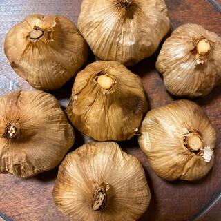 無農薬 黒ニンニク 100g(野菜)