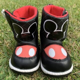 ディズニー(Disney)のミッキーマウス ブーツ 13㎝(ブーツ)