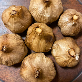 無農薬 黒ニンニク 400g(野菜)