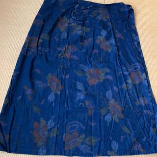 フォーティファイブアール(45R)の45R巻きスカート(ロングスカート)