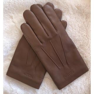 コーチ(COACH)のコーチ メンズ 新品未使用 手袋(手袋)