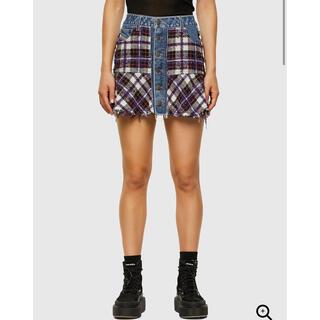 ディーゼル(DIESEL)のDIESEL スカート♡限定値下げ対応中🌞(ミニスカート)