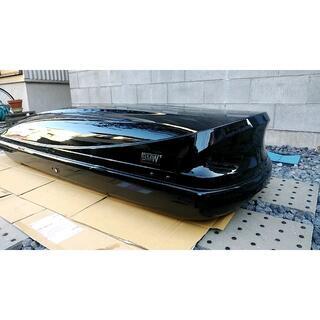 BMW - 着払4千円〜 □ BMW 純正 □ ブラック ルーフボックス 320L 引取も