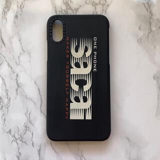 サカイ(sacai)のsacai casetify iPhonex/xs  ケース(iPhoneケース)