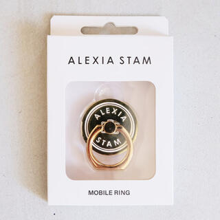 アリシアスタン(ALEXIA STAM)のALEXIASTAM Circle Smartphone Ring Holder(その他)