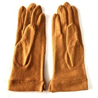 ミラショーン(mila schon)のミラ・ショーン レディース 手袋 ショート丈 23cm 未使用美品(手袋)