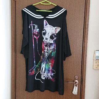 アンコロック(ankoROCK)のア様専用   ankoROCK    スカルTシャツ(Tシャツ(半袖/袖なし))