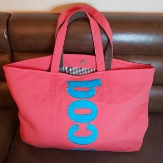 ルコックスポルティフ(le coq sportif)のルコック 大きめトートバッグ 未使用品(トートバッグ)