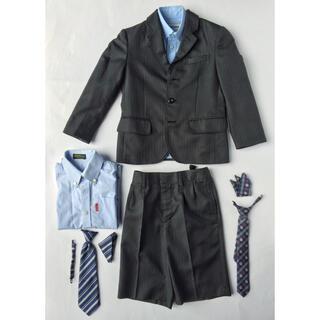 シマムラ(しまむら)の110cm、男の子 フォーマル スーツ(ドレス/フォーマル)