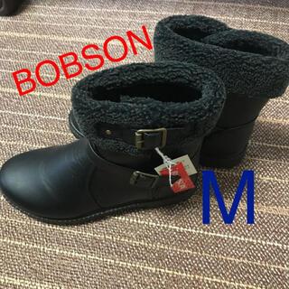ボブソン(BOBSON)の新品 BOBSON ボブソン ブーツ Mサイズ(ブーツ)