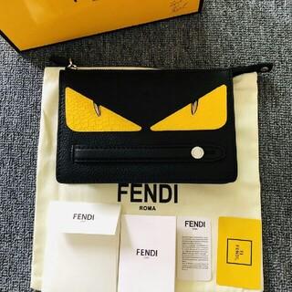 FENDI - FENDI フェンディ クラッチ バッグ