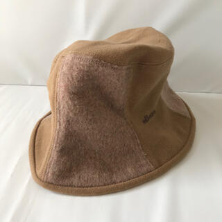 エレッセ(ellesse)のエレッセ 帽子 ブラウン 秋冬 おしゃれ (ハット)