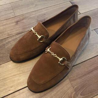 トゥモローランド(TOMORROWLAND)のMarion toufet CLEMENCE ビットローファー(ローファー/革靴)