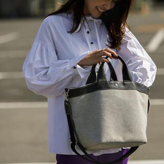 オーガOHGAトートバッグ日本製極美品26400円(トートバッグ)