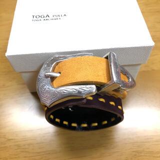 トーガ(TOGA)の【お取引完了】TOGA PULLAブレスレット(ブレスレット/バングル)