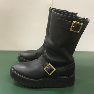 ヴィヴィアンウエストウッド(Vivienne Westwood)のVivienneWestwood×GeogeCox Engineer Boot(ブーツ)