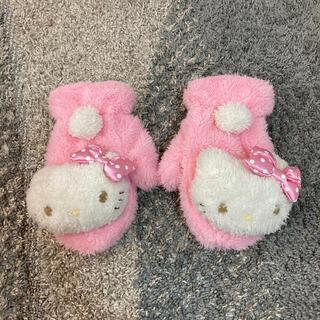 ハローキティ(ハローキティ)のサンリオ キティちゃん 手袋(手袋)