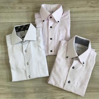 オリヒカ(ORIHICA)のORIHICA シャツ メンズ M サイズ(39-81・83・84)3枚セット(シャツ)