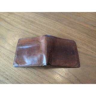 ホワイトハウスコックス(WHITEHOUSE COX)のホワイトハウスコックス WHC ブライドルレザー 財布(折り財布)