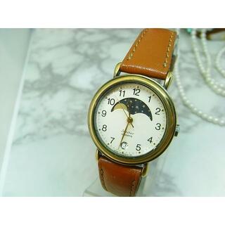オリエント(ORIENT)のヴィンテージ オリエント JUPTER ムーフェイズ レディース ウォッチ(腕時計)