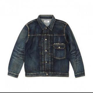 フラグメント(FRAGMENT)のfragment × sequel dameged denim jacket(Gジャン/デニムジャケット)