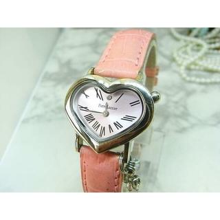 ピエールラニエ(Pierre Lannier)のピエール ラニエ ハート チャーム レディース ウォッチ(腕時計)