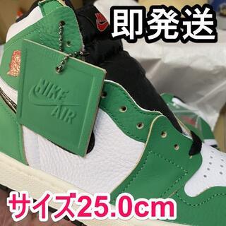 ナイキ(NIKE)の25cm NIKE WMNS AIR JORDAN 1 HIGH OG(スニーカー)