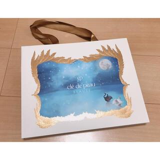 クレドポーボーテ(クレ・ド・ポー ボーテ)のクレドポーボーテ クリスマス 2020 限定 ショッパー ショップ袋 紙袋(その他)