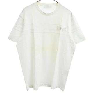 プラダ(PRADA)のPRADA プラダ 半袖Tシャツ(Tシャツ/カットソー(半袖/袖なし))