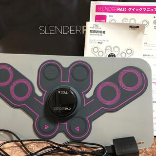 TBC スレンダーパッド SLENDER PAD(エクササイズ用品)