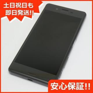 エクスペリア(Xperia)の良品中古 au SOV33 Xperia X Performance ブラック (スマートフォン本体)