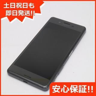 エクスペリア(Xperia)の美品 au SOV33 Xperia X Performance ブラック (スマートフォン本体)