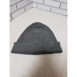 ディーゼル(DIESEL)のDIESEL ディーゼル   ビーニー ニット帽 正規品 イタリア製(ニット帽/ビーニー)