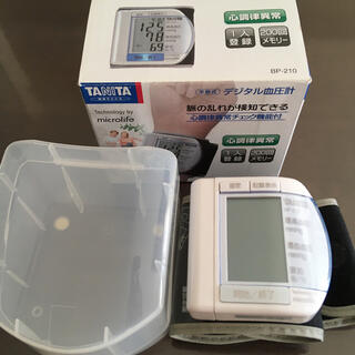 タニタ(TANITA)のタニタ デジタル血圧計(その他)