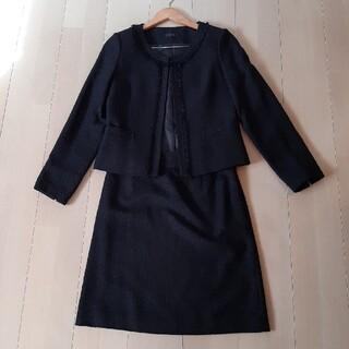 アーヴェヴェ(a.v.v)のa.v.v黒 スーツ(スーツ)