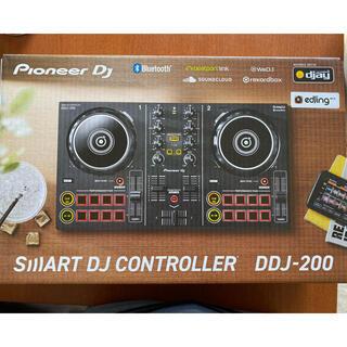 パイオニア(Pioneer)のPioneer DDJ-200   スマートDJコントローラー(DJコントローラー)