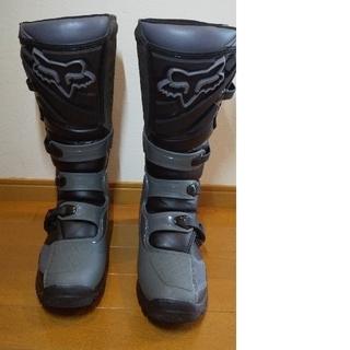 フォックス コンプ5オフロードブーツ(モトクロス用品)