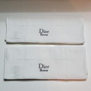 クリスチャンディオール(Christian Dior)のクリスチャンディオール フェイスタオル Christian Dior 『新品』 (タオル/バス用品)