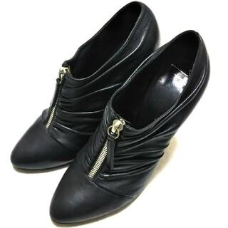 ジュゼッペザノッティデザイン(Giuseppe Zanotti Design)のGiusepp Zenotti Design 美品  センタージップブーツ(ブーツ)