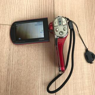 サンヨー(SANYO)のサンヨー デジタルムービーカメラ ザクティ(ビデオカメラ)